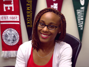 Meet Kenya Shakir, Raleigh College Center Coordinator