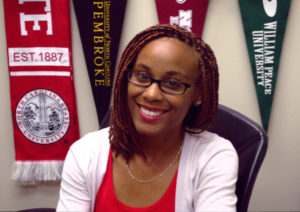 The Friday Institute » Meet Kenya Shakir, Raleigh College Center Coordinator